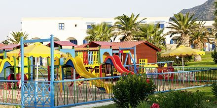 Leikkipaikka. Hotelli Mitsis Norida Beach Hotel, Kos, Kreikka.