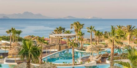 Allasalue, Hotelli Mitsis Norida Beach Hotel, Kos, Kreikka.