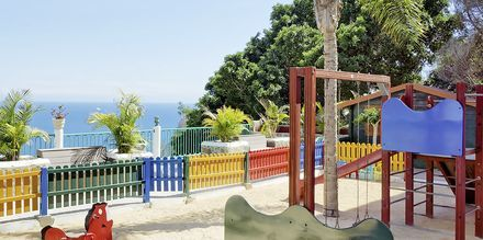 Leikkipaikka. Hotelli Monteparaiso, Puerto Rico, Gran Canaria.