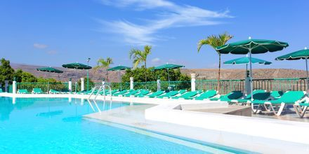 Allasalue. Hotelli Monteparaiso, Puerto Rico, Gran Canaria.