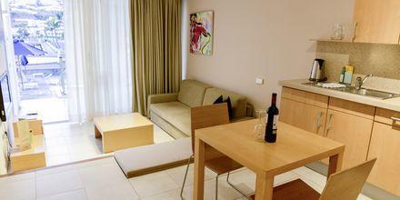 Kaksio, Hotelli Morasol Suites, Puerto Rico, Gran Canaria.