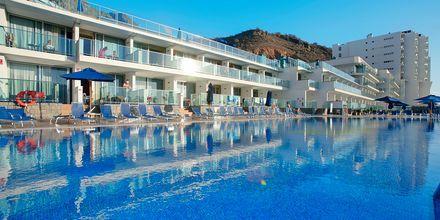 Allas, Hotelli Morasol Suites, Puerto Rico, Gran Canaria.