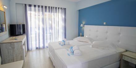 Kahden hengen huone, hotelli Must. Kanali, Kreikka.