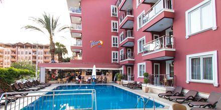 Allas, hotelli My Home. Alanya, Turkki.