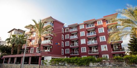Hotelli My Home. Alanya, Turkki.