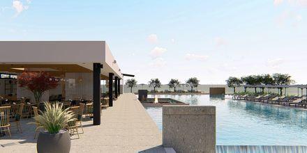 Havainnekuva. Hotelli Myrion Beach Resort, Gerani, Kreeta, Kreikka.