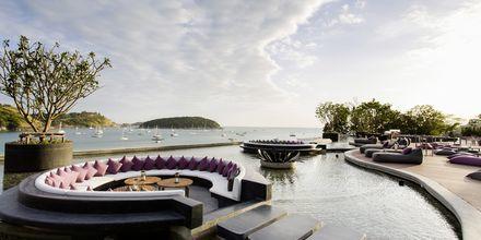 Hotelli The Nai Harn. Phuket, Thaimaa.