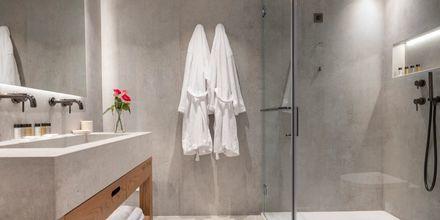 Kylpyhuone, Hotelli Nana Golden Beach, Hersonissos, Kreeta, Kreikka.