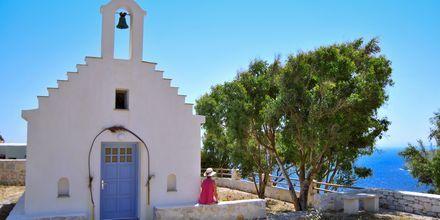 Akrotirin kirkko, Naxos, Kreikka