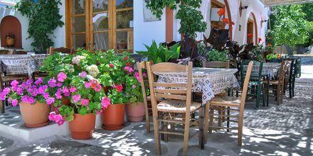 Kournoksen kylä, Naxos, Kreikka