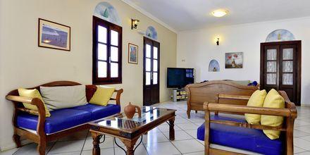 Aula, Hotelli Naxos Holidays, Naxos, Kreikka.