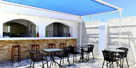 Allasbaari, Hotelli Naxos Holidays, Naxos, Kreikka.