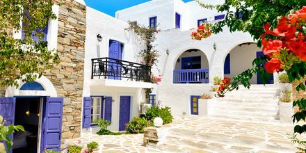 Hotelli Naxos Holidays, Naxos, Kreikka.