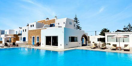Allasalue, Hotelli Naxos Holidays, Naxos, Kreikka.