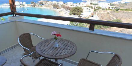 Hotelli Neraida, Karpathos, Kreikka - Yksiön parveke