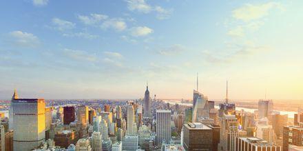New York USA:ssa – unelmien lomakohde.