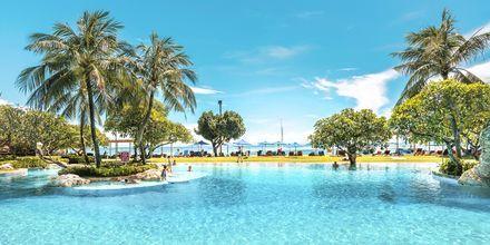 Allas, hotelli Nikko Bali Benoa Beach. Tanjung Benoa, Bali.