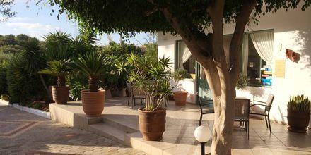 Hotelli Nikolas Villas. Hersonissos, Kreeta.