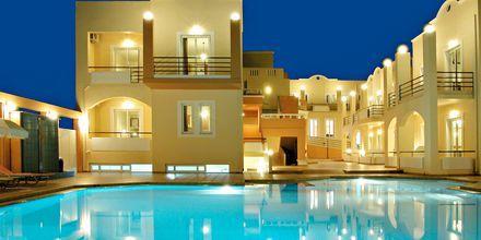 Allas, Hotelli Nontas, Kreeta, Kreikka.