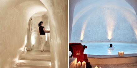 Spa, Hotelli Notos Therme & Spa, Santorini.