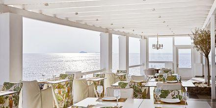 Ravintola, Hotelli Notos Therme & Spa, Santorini.