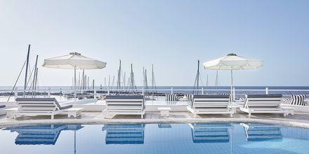 Uima-allas, Hotelli Notos Therme & Spa, Santorini.