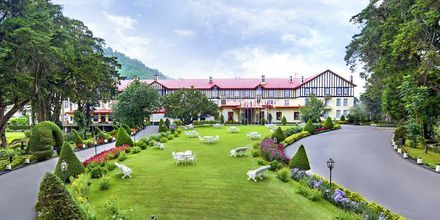 Apollomatkojen hotelli Grand Hotel, Nuwara Eliya, Sri Lanka.