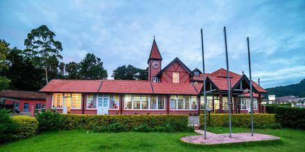 Vanha postikonttori, Nuwara Eliya, Sri Lanka.