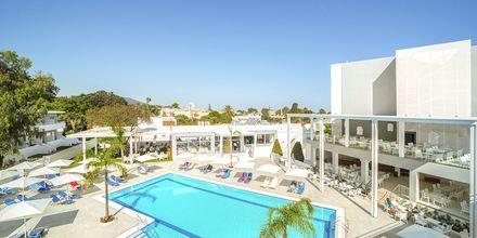 Allasalue. Hotelli Oceanis Park, Ixia, Rodos, Kreikka.