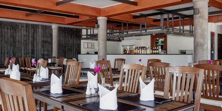 Ravintola. Hotelli Orchidacea Resort, Kata Beach, Phuket, Thaimaa.