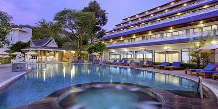 Allas. Hotelli Orchidacea Resort, Kata Beach, Phuket, Thaimaa.