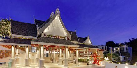 Hotelli Orchidacea Resort, Kata Beach, Phuket, Thaimaa.