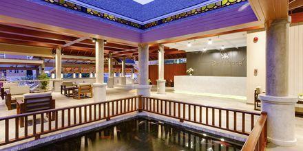 Aula. Hotelli Orchidacea Resort, Kata Beach, Phuket, Thaimaa.