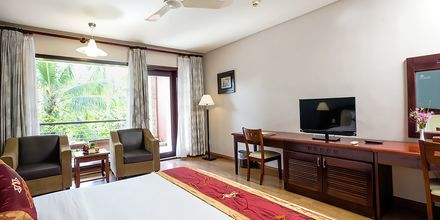 Deluxe-huone. Hotelli Oriental Pearl Resort, Phan Thiet, Vietnam.