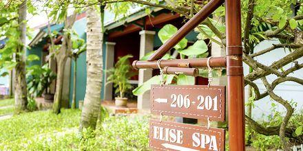 Hotelli Oriental Pearl Resort, Phan Thiet, Vietnam.
