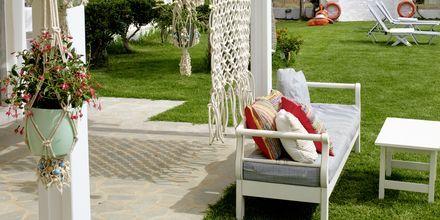 Hotelli Orkos Beach, Naxos.