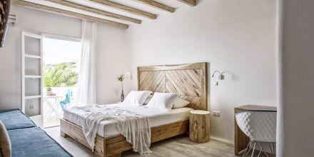 Sviitti, hotelli Orkos Beach, Naxos.
