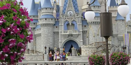 Magic Kingdom. Orlando, Florida, USA.