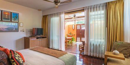 Deluxe -huone, hotelli Pakasai Resort. Ao Nang, Thaimaa.