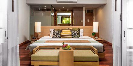 Juniorsviitti, hotelli Pakasai Resort. Ao Nang, Thaimaa.