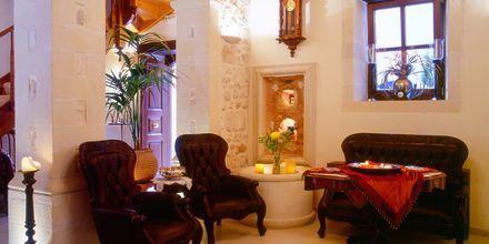 Hotelli Palazzino di Corina, Rethymnon, Kreeta.