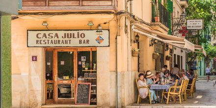 Palman kaupunki – Välimeren helmi!
