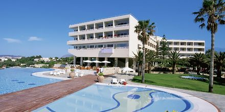 Allasaslue. Hotelli Panorama, Kreeta.