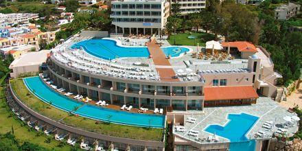 Kokoustilat. Hotelli Panorama, Kreeta.