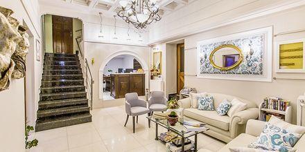 Aula, hotelli Paradise. Parga, Kreikka.