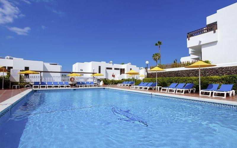 Allasalue, Paraiso del Sol, Playa de las Americas, Teneriffa.