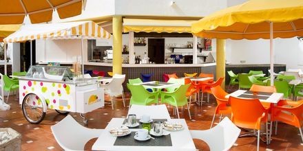 Allas-/snackbaari, Paraiso del Sol, Playa de las Americas, Teneriffa.