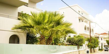 Hotelli Parasol, Karpathoksen kaupunki, Kreikka.