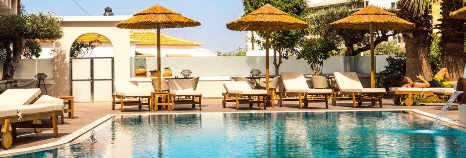 Hotelli Parasol, Karpathoksen kaupunki, Karpathos, Kreikka