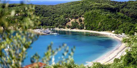 Valtosin ranta, Parga, Kreikka.